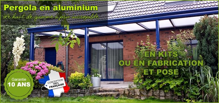 pergola aluminium