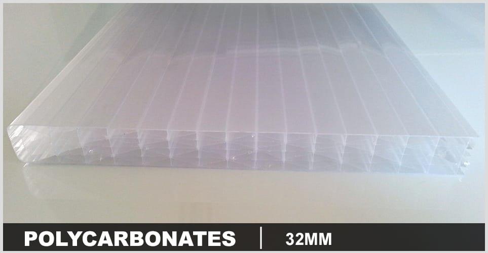 polycarbonate 32mm pas cher