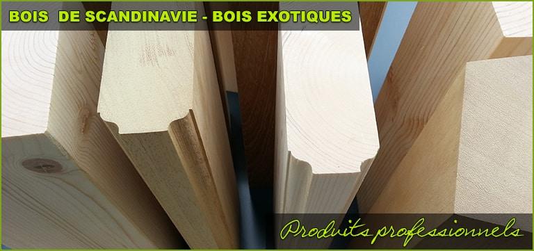 profiles en bois de finlande ou bois de scandinavie
