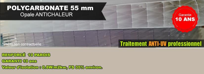 polycarbonate 55mm